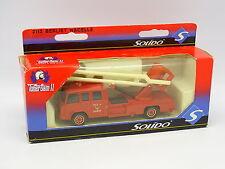 Solido Pompiers 1/50 - Berliet Nacelle 3112