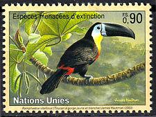 Uno Vereinte Nationen postfrisch Zitronenkehl Tukan Vogel Südamerika / 235