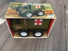 Palitoy Army Ambulance Boxed