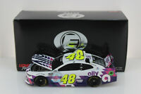 JIMMIE JOHNSON #48 2020 ALLY WHITE ELITE 1/24 SCALE NEW IN STOCK FREE SHIPPING