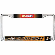TONY STEWART #20 HOME DEPOT CAR OF TOMORROW LICENSE PLATE FRAME USA