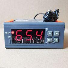 DC 12V Digital Temperature Controller Thermostat  Fahrenheit