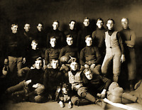 "1912 Oak Grove High Football Team, MO Vintage/ Old Photo 8.5"" x 11"" Reprint"