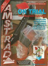 AMSTRAD ACTION - ISSUE 47 - AUGUST 1989 - MAGAZINE