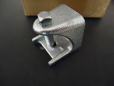 """Case of 25 Raco Bizline RX2538 Beam Clamp 3/8"""" Thread  2"""" Jaw Malleable"""