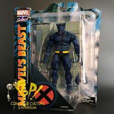 Marvel Select X-MEN Comic BEAST Action Figure Diamond Select DST!