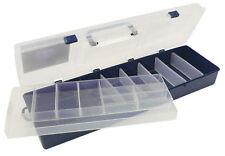 réglable multi Section plastique matériel de pêche boite & Lift Out Plateau étui