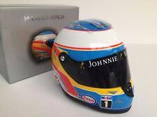 Schuberth F1 Helmet McLaren Honda F. Alonso 2015 1:2 Model Helmets 70120708
