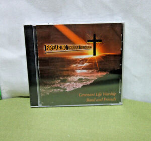 COVENANT LIFE WORSHIP BAND Christian 2002 Pastor Andrew Surace CD New Jersey
