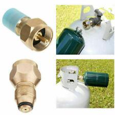 Propane Refill Adapter Lp Gas Cylinder Tank Coupler Furnace Connector Heater Hot