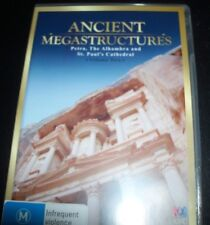 Ancient Megastructures Petra St Paul's Cathedral The Alhambra (Aust Reg4) DVD