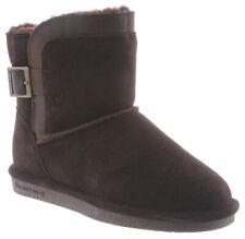 Bearpaw Women's Shantelle Boot Chocolate Ii Size 8