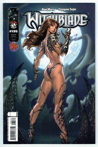 WITCHBLADE 135 FANTASTIC REALM EXCLUSIVE J SCOTT CAMPBELL MICHAEL TURNER RARE!