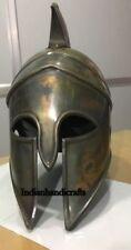 Medieval Vintage Ancient Greek Spartan Corinthian Bronze Armour Helmet Replica