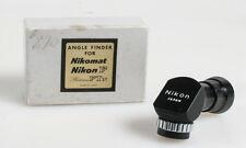 Nikon Angle Finder For Nikomat, Nikon F Photomic, Ftn Boxed Ln