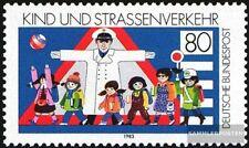 BRD (BR.Deutschland) 1181 (kompl.Ausgabe) postfrisch 1983 Verkehrserziehung