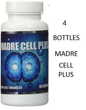 Madre Cell Plus Tratamiento para Bioxcell Celulas Madres 4 Bottles Super Deal