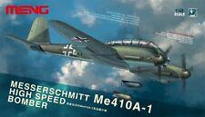 Bombardier rapide Allemand MESSERSCHMITT Me-410a - KIT MENG MODEL 1/48 n° LS003