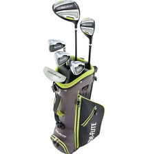 TOP-FLITE Junior Boys Youth Complete Golf Club Set - Ages 9-12 years old