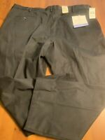 Dockers Best Pressed Relaxed Mens Size 44X30 Dress Pants New W/Tags