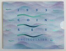 1993 AUSTRALIA 6 COIN MINT SET