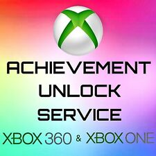 Achievement | Gamerscore Unlock For Any Game of your Choice Xbox 360 & Xbox One