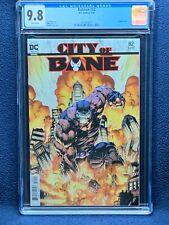 Batman #82 Vol 3 Comic Book - CGC 9.8 - Acetate Variant
