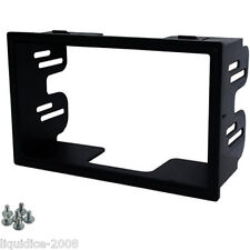 CT24VW08 VOLKSWAGEN GOLF 1996 to 2003 DOUBLE DIN RADIO MOUNTING FASCIA PLATE