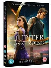 "JUPITER  ASCENDING [DVD-2015, 1-Disc] Region 2. *****""VISUALLY STUNNING""*****"