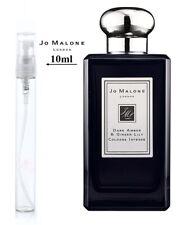 Jo Malone Dark Amber & Ginger Lily Eau De Parfum - 10ml Atomiser Sample -NOT 5ml