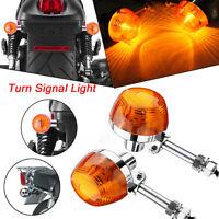 10mm Motorcycle Turn Signal Indicator Light For Honda C70 CT70 CT90 XL100