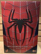 Hot Toys Spider-man Spider-man 3 MMS143 sixth scale MIB Marvel