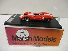 Marsh Models 1965 McLaren Mia Mosport Bruce McLaren 1/43