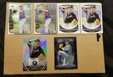Noah Syndergaard Rookie Card lot Bowman Chrome Heritage Museum Collection DK