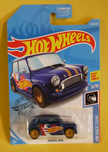 Hot Wheels Morris Mini SUPER TREASURE HUNT 2019 NEW