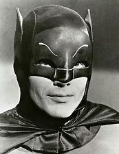 Adam West Batman 1960s US Television Series Black & White Photo Print Poster A4