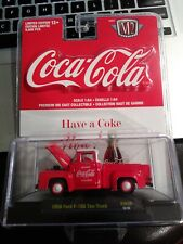 M2 Coca Cola 1956 Ford F-100 Tow Truck RW02 RED