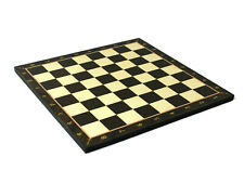"""WOODEN CHESS SET BOARD GAME """"WALNUT"""" DESIGN FOR A CHESS SET 14"""""""
