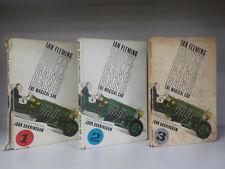 Ian Fleming - Chitty-Chitty-Bang-Bang Books 1-3 - 3 Books Collection! (ID:794)