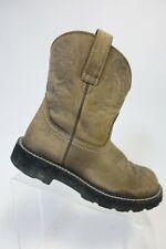 ARIAT Fatbaby Brown Sz 8 B Women Cowboy Boots