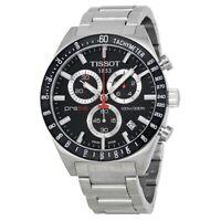 ✓Tissot PRS 516 Black Chronograph Dial Men's Watch T0444172105100 T044.417.21.05