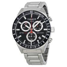 Tissot PRS 516 T0444172105100 Black Chronograph Dial Men's Watch T044.417.21.05