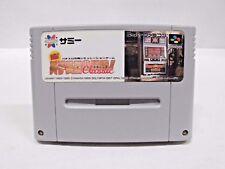 SNES - JISSEN PACHI SLOT HISSHOHO CLASSIC - Can save. Super famicom Japan 15238