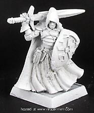 Reaper Miniature Dark Haven Legends Sir Brannor, Crusader RPR 14200