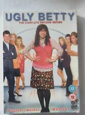 71064 DVD - Ugly Betty The Complete Second Series DVD Box Set [NEW / SEALED]