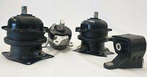 Engine & Transmission Mounts set 4 pcs for Acura MDX Honda Pilot Ridgeline 3.5L