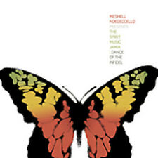 Spirit Music Jamia-Dance Of The Infidels - Meshell Ndegeocello (2005, CD NIEUW)