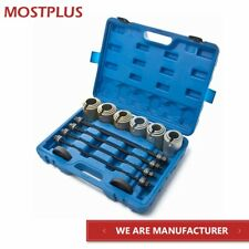 Universal Press and Pull Sleeve Remove Install Bushes/Bearings/Seals Tool Kit