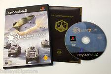 Dropship: United Peace Force (Sony PlayStation 2, 2002) FREEPOST 711719301127