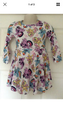 'My Little Pony' Dress, Long Sleeve, Scoop Neck, Age 2 Years